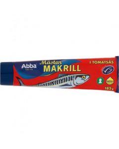 Makrill i Tomatsås 185g