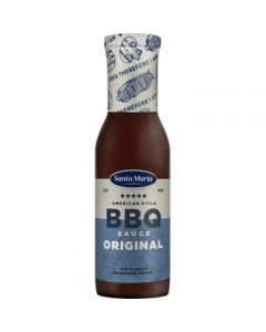 Santa Maria American BBQ Sauce Original 355g