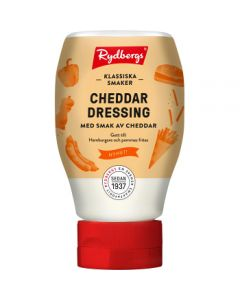 Cheddardressing 250ml Rydbergs