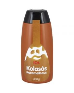 ICA Kolasås 300g