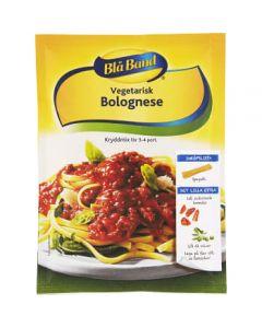 Bolognese Vegetarisk Grytmix 104g Blå Band