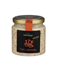 Tofu i Drömsås Fiskexporten 200g