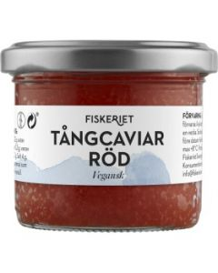 Fiskeriet Tångcaviar Röd Vegansk 90g
