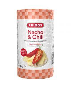 Friggs Riskakor med Nacho & chilismak 125g