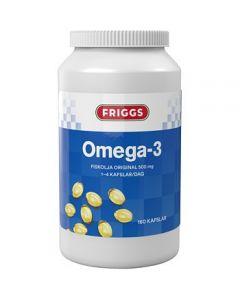 Friggs Omega-3-Kapseln 160 Kapseln