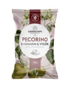 Chips Pecorino & Rosmarin 150g Gårdschips