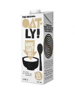 Oatly Havregurt Vanilj 2% 1l
