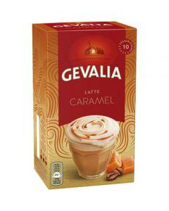 Kaffe Latte Caramel 10-p 170g Gevalia
