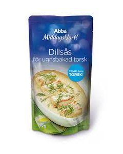 Abba Dillsås 250g
