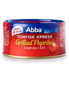 Abba Tonfisk Express Grillad Paprika 185g