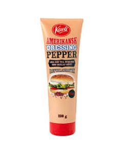 Amerikansk Dressing Pepper 230g