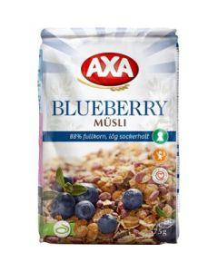 AXA Blueberry Müsli 725g