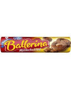 Ballerina Mjölkchoklad 190g