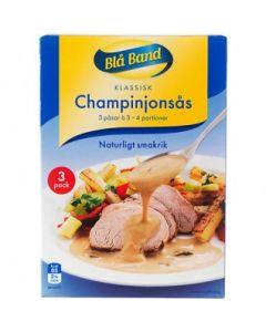 Blå Band Champinjonsås 3x2dl