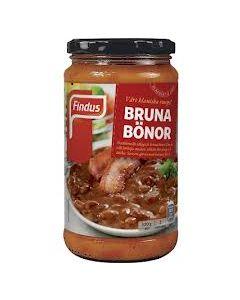 Bruna Bönor 520g