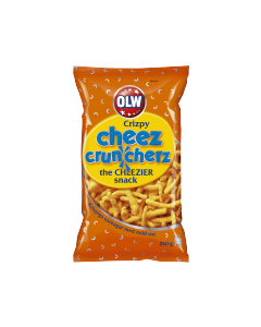 OLW Crizpy Cheez Crunchers 225g