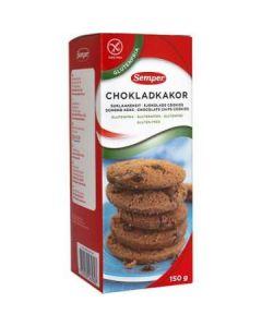 Semper Chokladkakor 150g