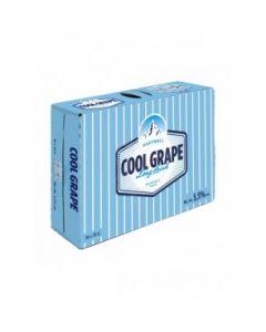 Hartwall Longdrink Cool Grape 24x 0,33l 5,5%