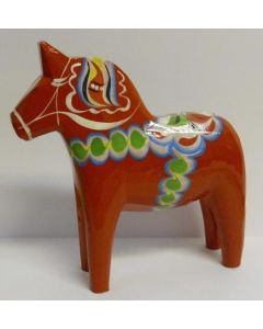 Dalapferd. rot. 42cm