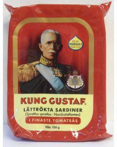 Kung Gustaf Sardiner 106g
