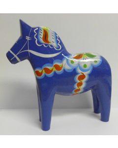 Dalapferd. blau. 13cm
