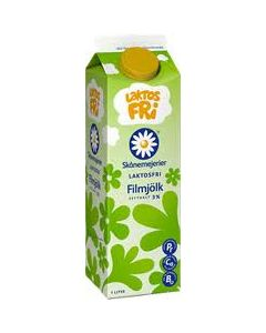 Filmjölk lactosfri 1l