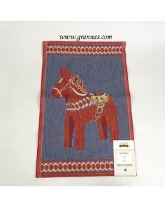 Ekelund-Handtuch Dalapferd, 35x 50cm