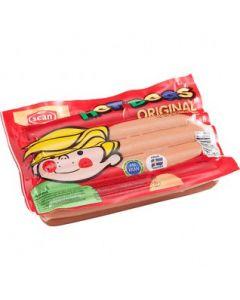 Scan Hotdog-Würstchen 500g