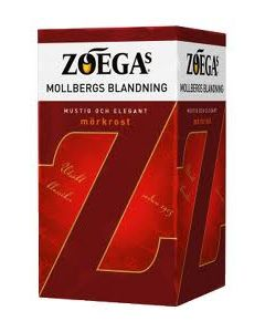 Zoegas Mollbergs Blandning 450g