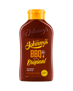 Johnnys BBQ Original 500g