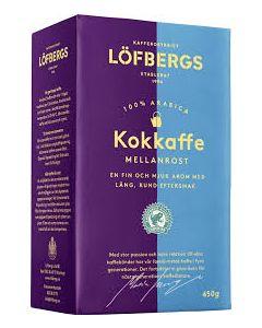 Löfbergs Lila Mellanrost Kokkaffe 450g