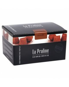 La Praline Schokotrüffel Kakaosplitter, 10 x 200g