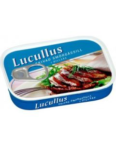 Lucullus Sill i Dillsås 100g