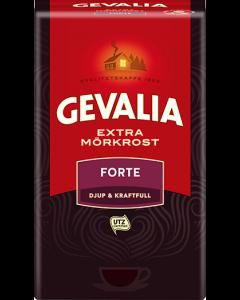 Gevalia extra mörkrost Forte 425g