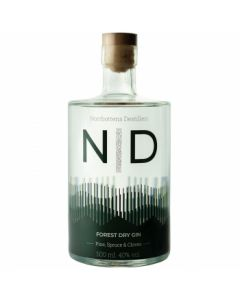 ND Forest Gin, 40% vol., 500ml