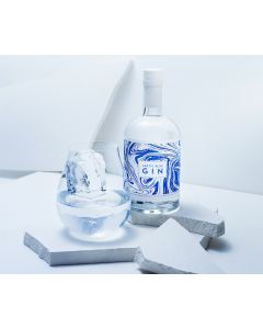 Arctic Blue Gin, 46,2% vol. 0,5 L