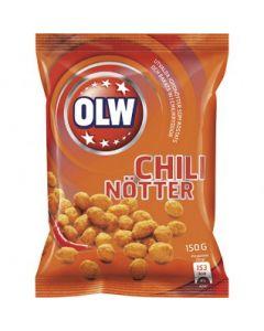 OLW Chili Nötter 200g