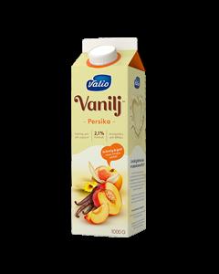 YO Persika Vanilj 1l