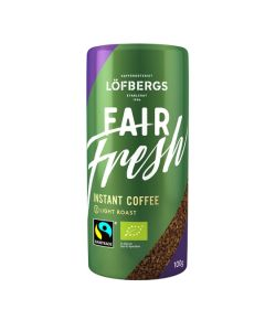 Löfbergs Lila Fair Fresh Instant Coffee 100g