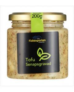 Tofu Senapsgravad Fiskexporten 200g