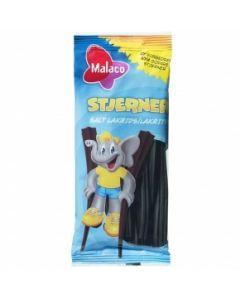 Malaco Stjerner Salt Lakrids 92g