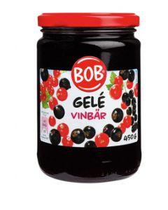 BOB Vinbärsgelé, 450g
