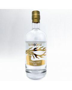 Wannborga Unfiltered Bio Gin 40% vol., 500ml