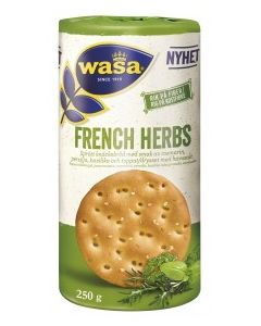 Wasa French Herbs 250g