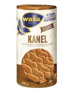 Wasa Runda Kanel 330g
