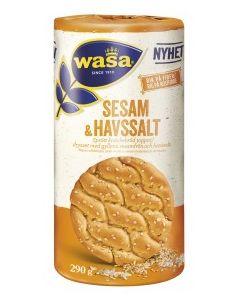 Wasa Sesam & Havssalt 290g